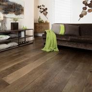 "KIMI ""French Grey"" European Oak Engineered Floorboards - (1.94 SQM box) - $118.95 per SQM - Extra-Wide 2200mm x 220mm x 20mm"