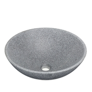 moku japanese inspired granite basin