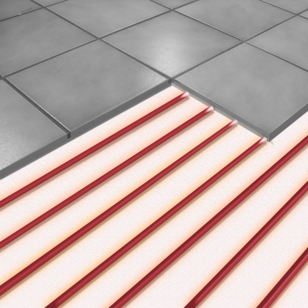 Hotwire-under-tile-heating-DIY-coil-beneath-tiles