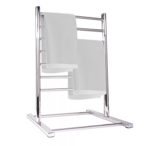 Hotwire Free Standing Heated Towel Rail