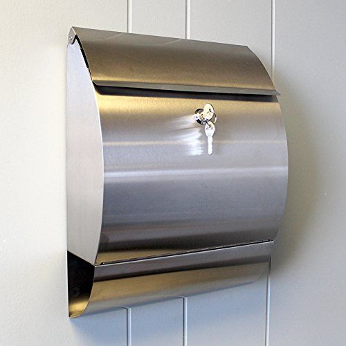stainless-steel-letterbox-mailbox