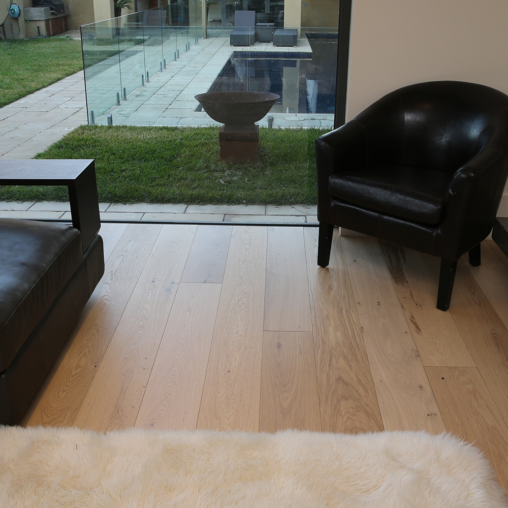 HANA Engineered Oak Floorboards
