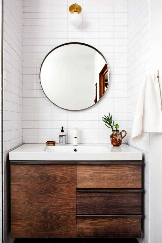 Bathroom Vanities and Shaving Cabinets