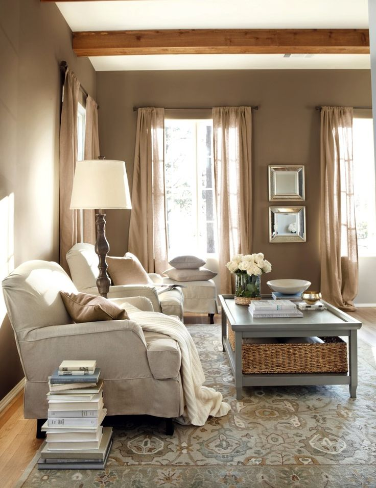 maximise space with even toned rooms
