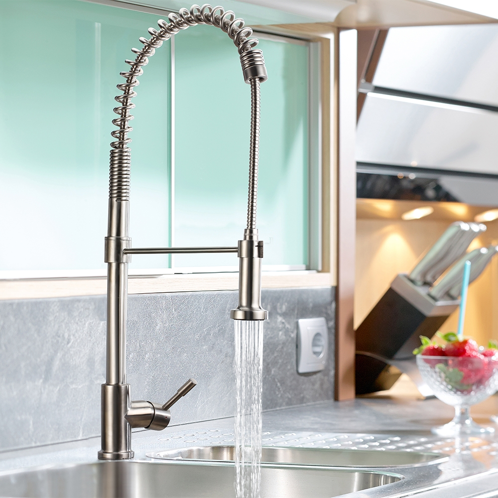 replace two taps with mixer tap