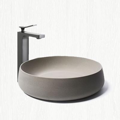 basin - limestone, bathroom sink