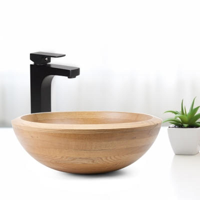 basins - american oak, bathroom sink