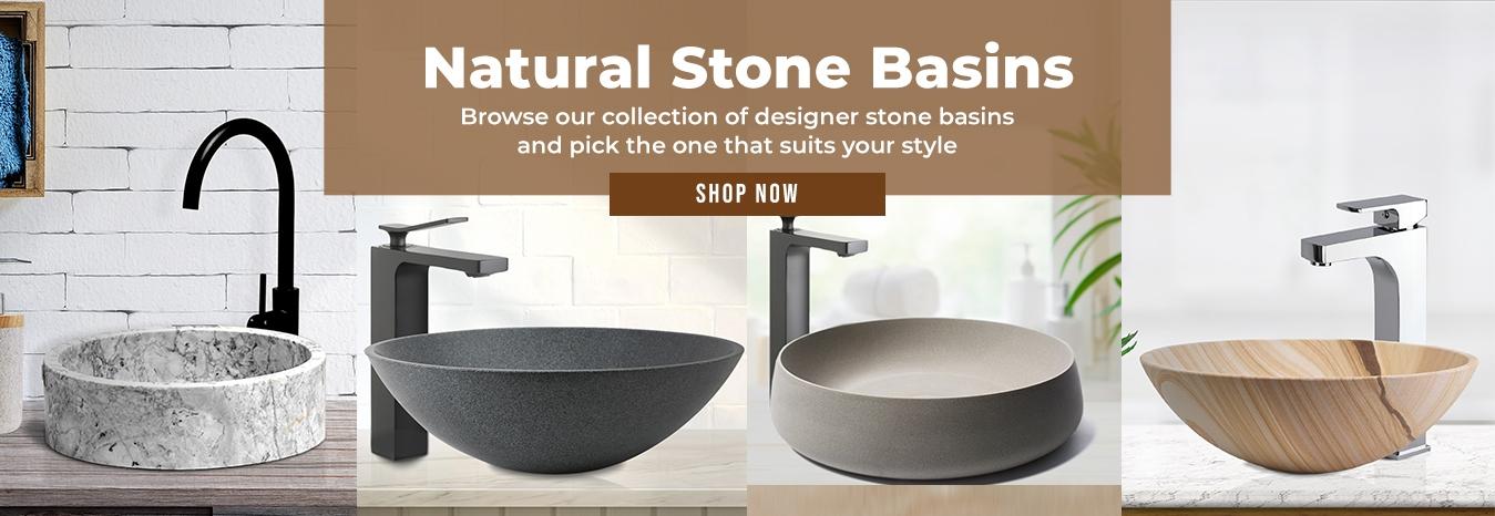 natural stone basins australia